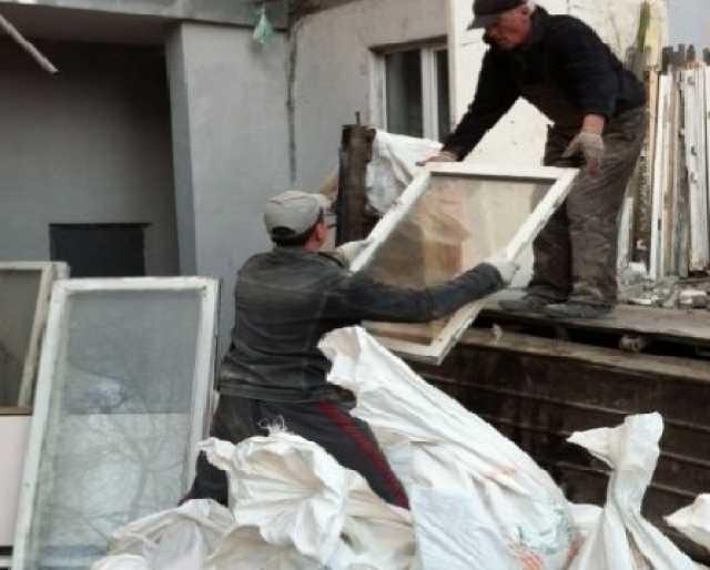 Предложение: Грузчики и транспорт, Вывозим мусор