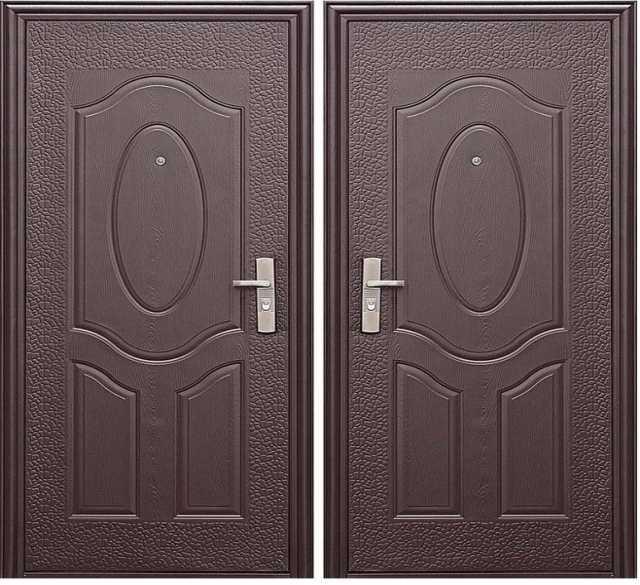 Продам Металлические  двери