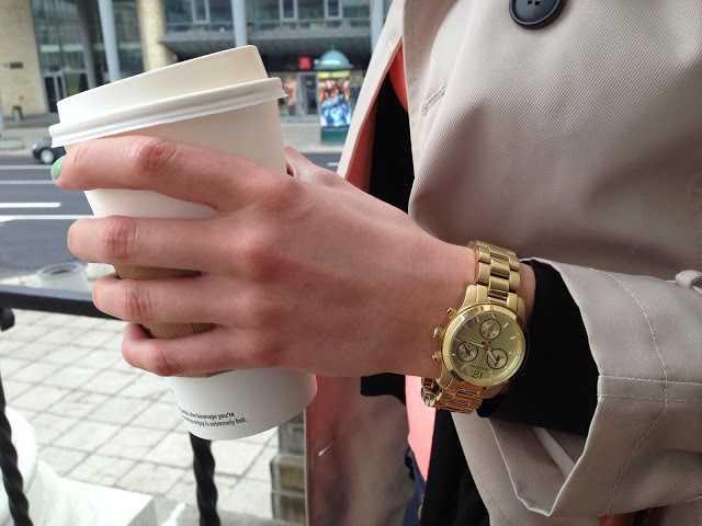 Отдам даром Женские часы Michael Kors