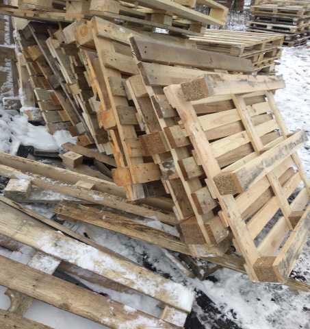 Продам: Бюджетные дрова из паллет
