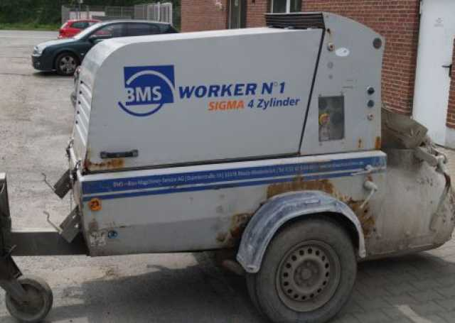 Продам BMS Worker №1 sigma растворонасос