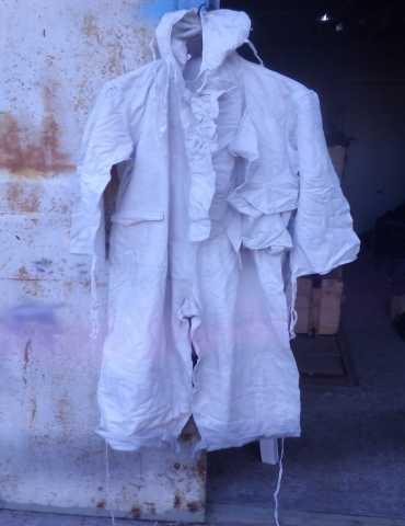 Продам Комбинезон белый хб, для озк. Раритет СС