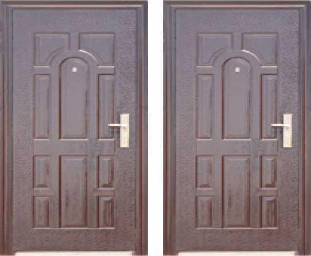 Продам: Дверь входная техническая Е40М 860х2050