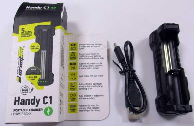 Продам Зарядное устройство Handy C1