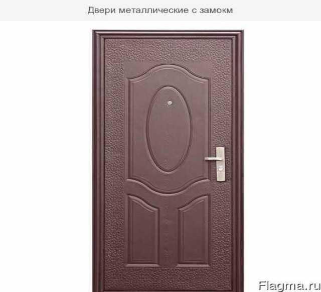 Продам: Предлагаем металлические двери Орел