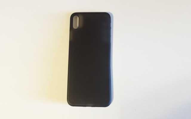 Продам: Чехол для Эпл айФон ИКСэс Макс черный