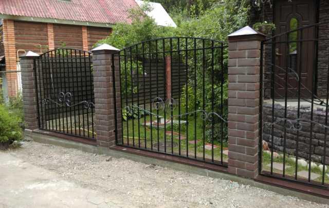 Продам Забор металлический