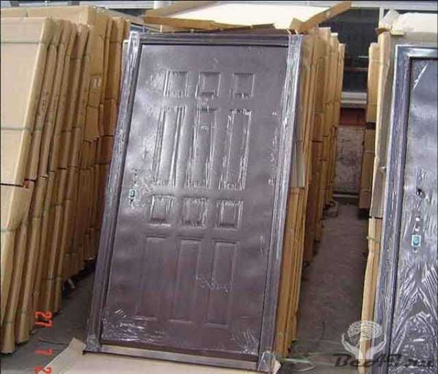 Продам Дверь металлическая с доставкой на дом