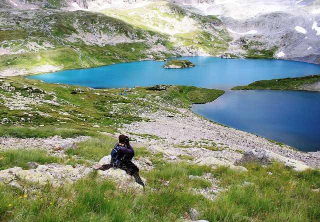 Предложение: Пеший поход на Имеретинские озера