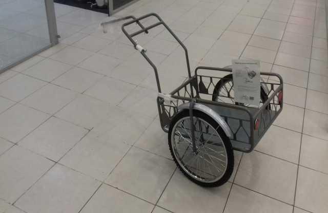 Продам Велоприцеп ВТ-150