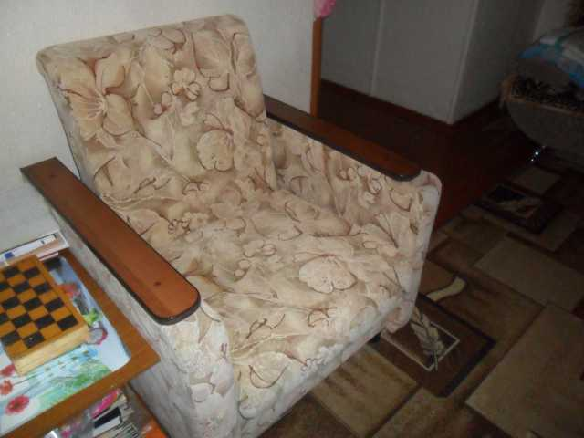Продам Кресло для отдыха раздвижное