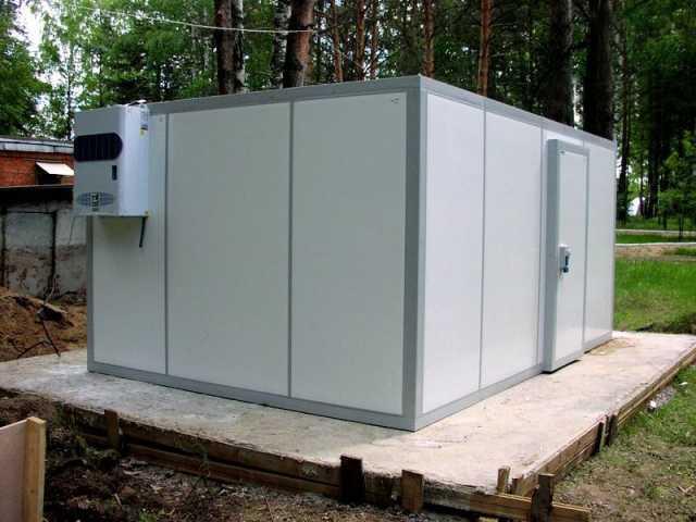 Предложение: Складское помещение, 25 м²
