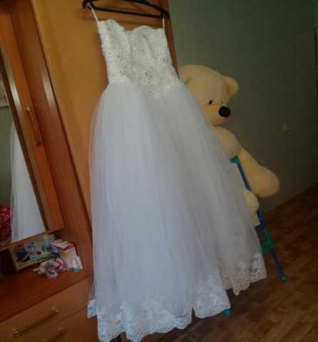 17c8dad9ce7 Свадебные и вечерние платья в Кемерово  купить б у и новые ...