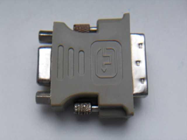 Продам Переходник DVI-VGA