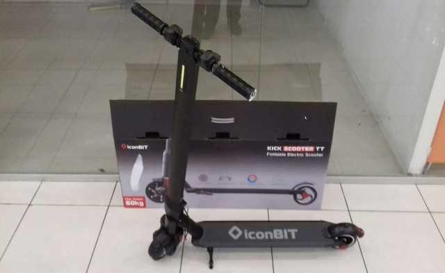 Продам Электросамокат IconBit Kick Scooter TT