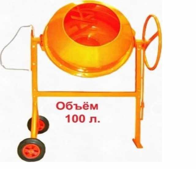 Продам Бетономешалка ЛЕБЕДЯНЬ СБР- 100 220В