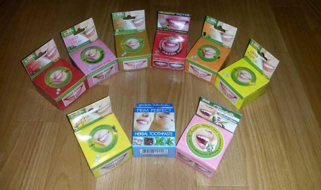 Продам Отбеливающая зубная паста из Таиланда