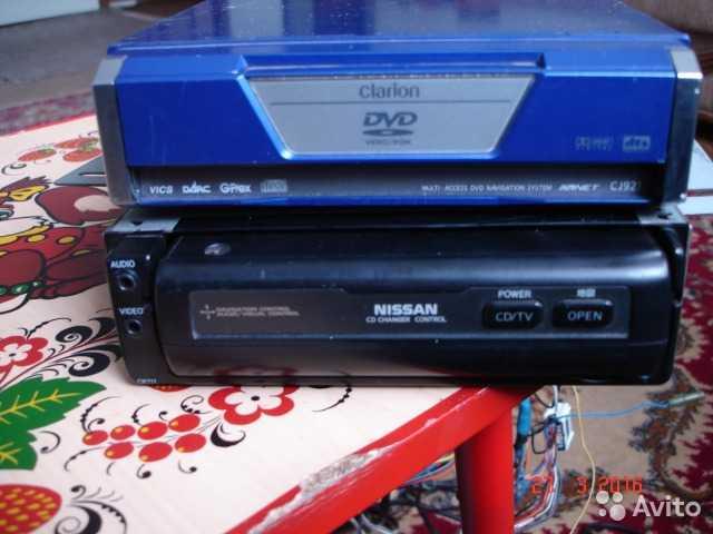 Продам автомобильный DVD-проигрыватель