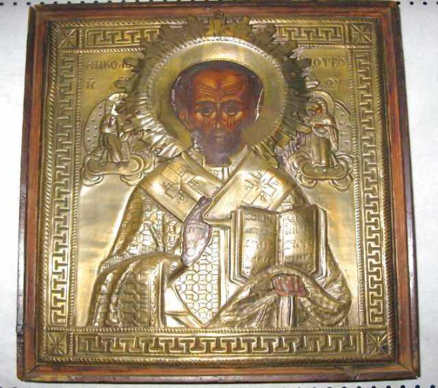 Продам икону Святой Ник. Чудотворец
