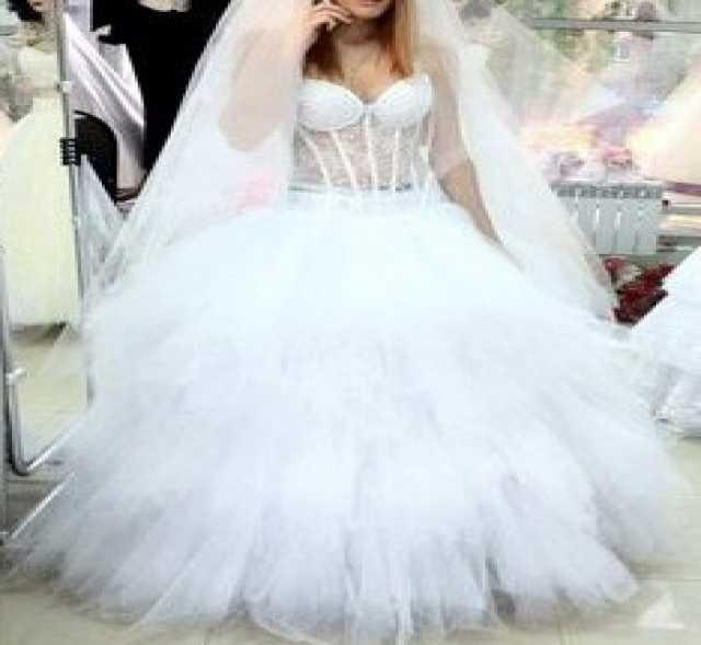 ea1e91597ee Свадебные и вечерние платья в Минусинске  купить б у и новые ...