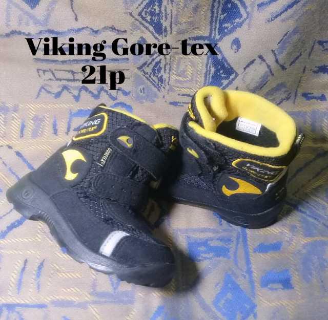 Продам Viking Gore-tex- зимние ботинки 21р