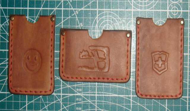 Продам Чехол кожаный для банковских карт.