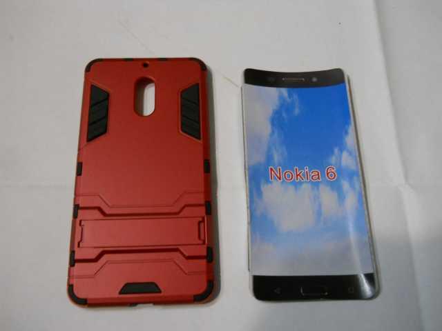 Продам бампер Nokia 6