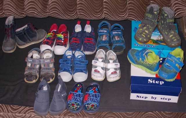 Продам Обувь детская 25-28