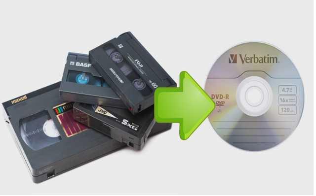 Предложение: Перезапись кинопленок и видеокассет