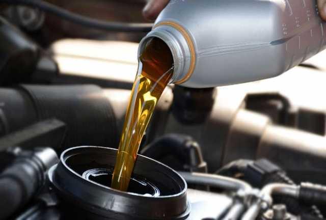 Предложение: Замена масла в двигателе