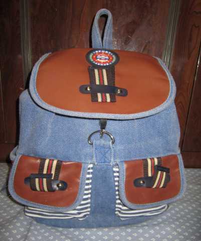 Продам Оригинальный рюкзак ручной работы