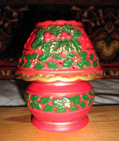 Продам Лампадка керамическая