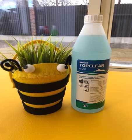 Продам TopClean профессиональное мытье полов