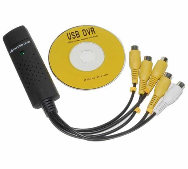 Продам Easycap  устройство для видеозахвата
