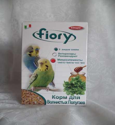 Продам Корм для попугаев 9 видов семян 1000 г И