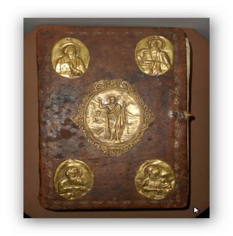 Продам Книга Евангелие 18век