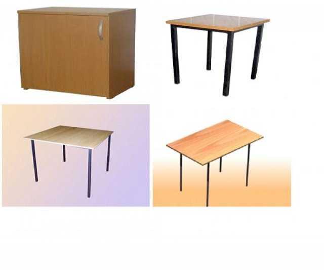 Продам Недорогая мебель для строителей, бытовок