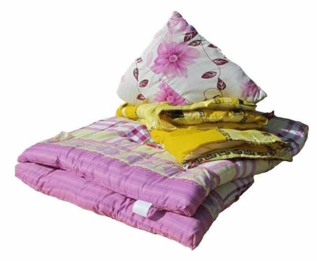 Продам Матрац, подушка и одеяло для рабочих
