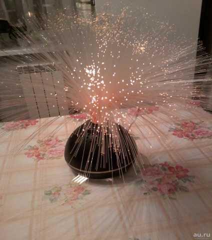 Продам Светильник стекловолокно, из 90-х. НОВЫЙ