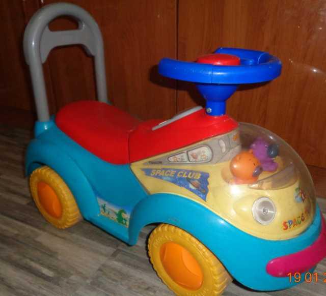 Продам детская машинка-каталка