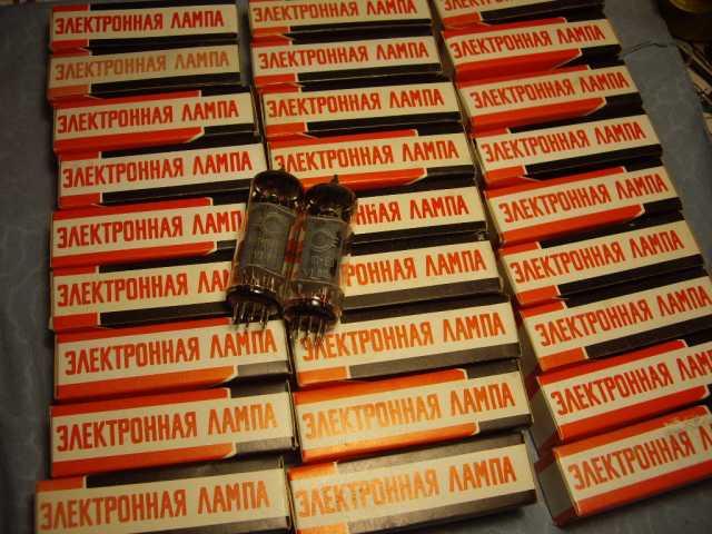Продам Лампа 6П1П -ЕВ (Пентод) Новые 84 штуки