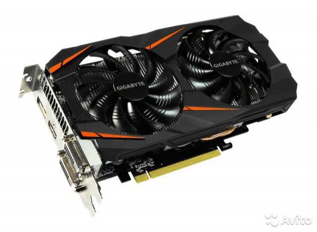 Продам Видеокарта GigaByte GeForce новая