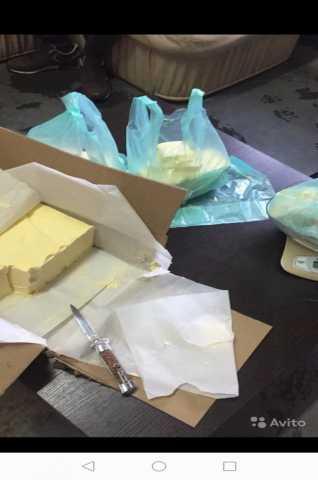 Продам Масло сливочное