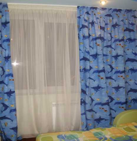 Предложение: Предлагаем подшить шторы для Ваших окон
