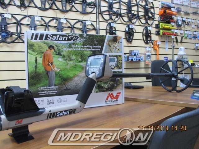 Продам Металлоискатель Minelab Safari