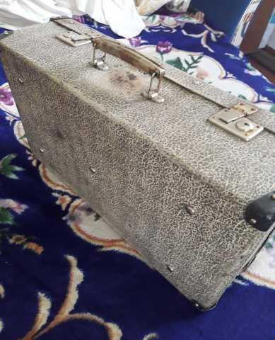 Продам: Продам дорожный чемодан СССР