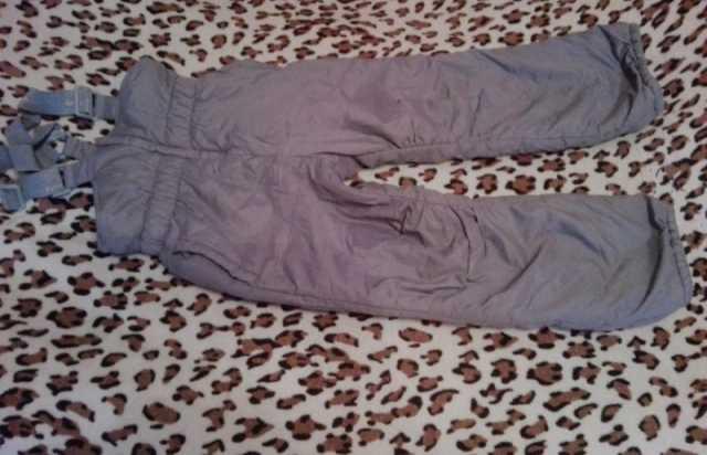 Продам Зимние штаны 110-116