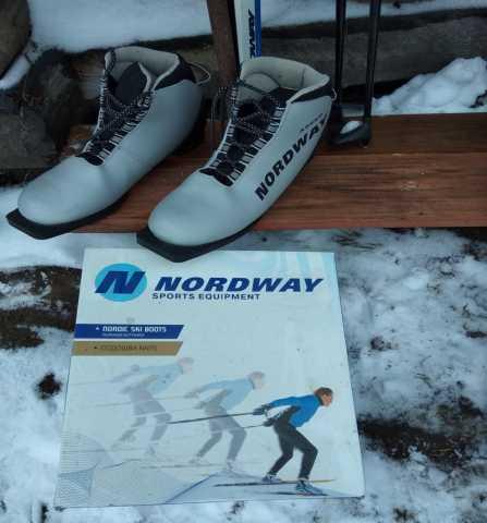 Продам Лыжи беговые
