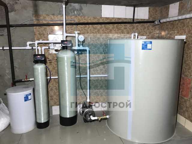 Предложение: Водоподготовка, очистка стоков, ёмкости