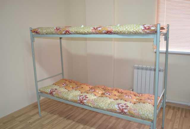Продам Кровати для строителей, металлические,